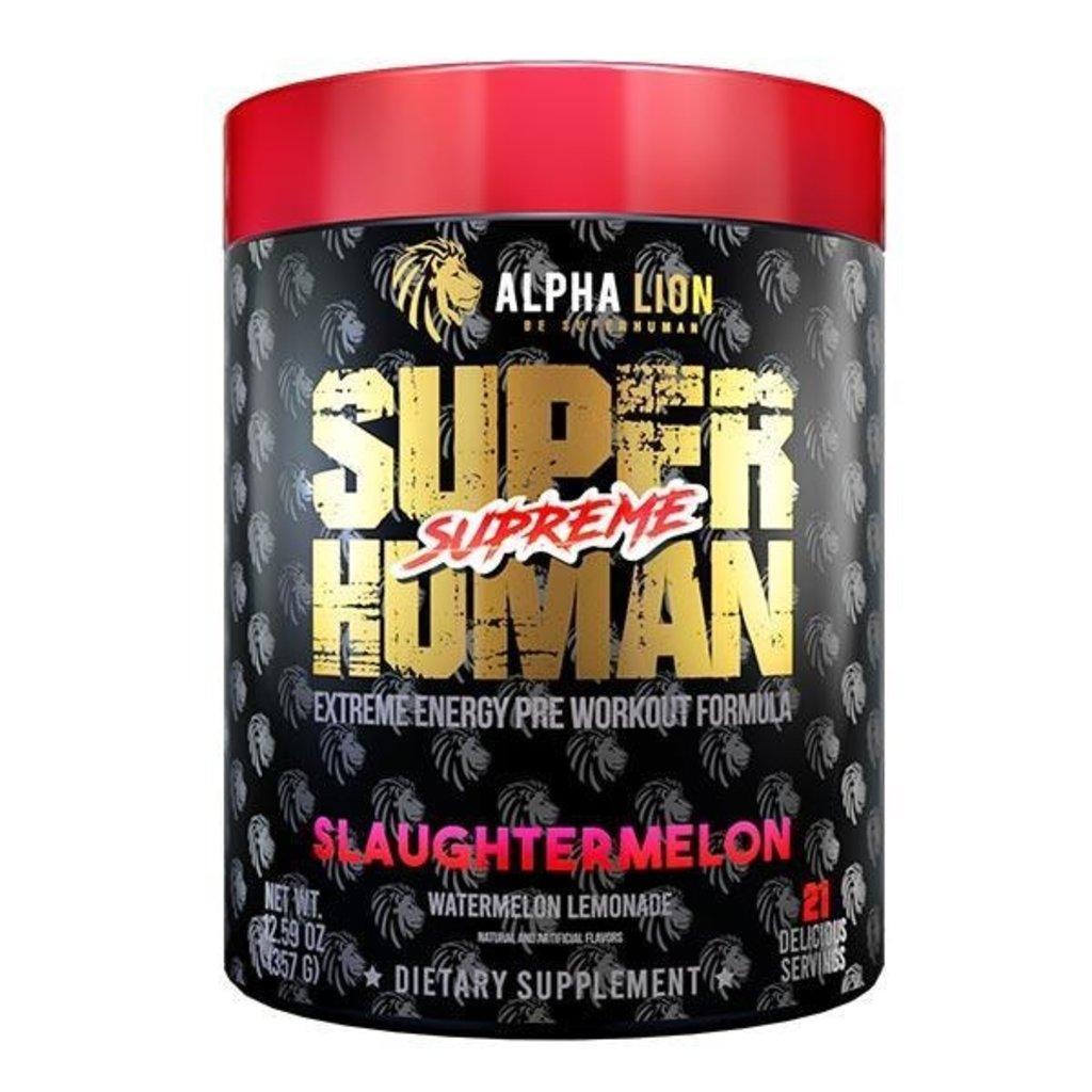 Alpha Lion Super Human Supreme