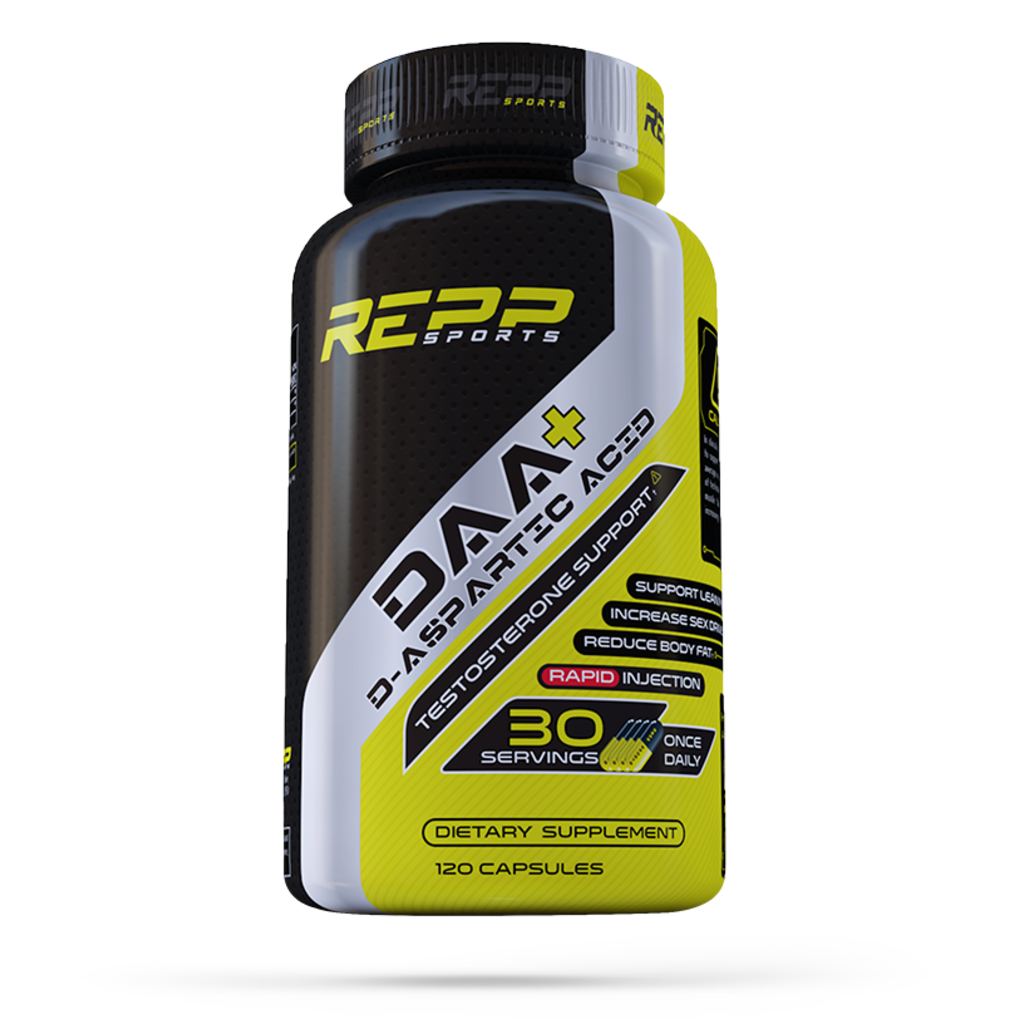 Repp Sports DAA+ Capsules