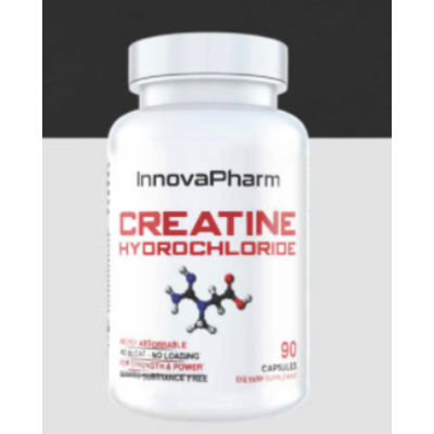 InnovaPharm Creatine HCL Capsules
