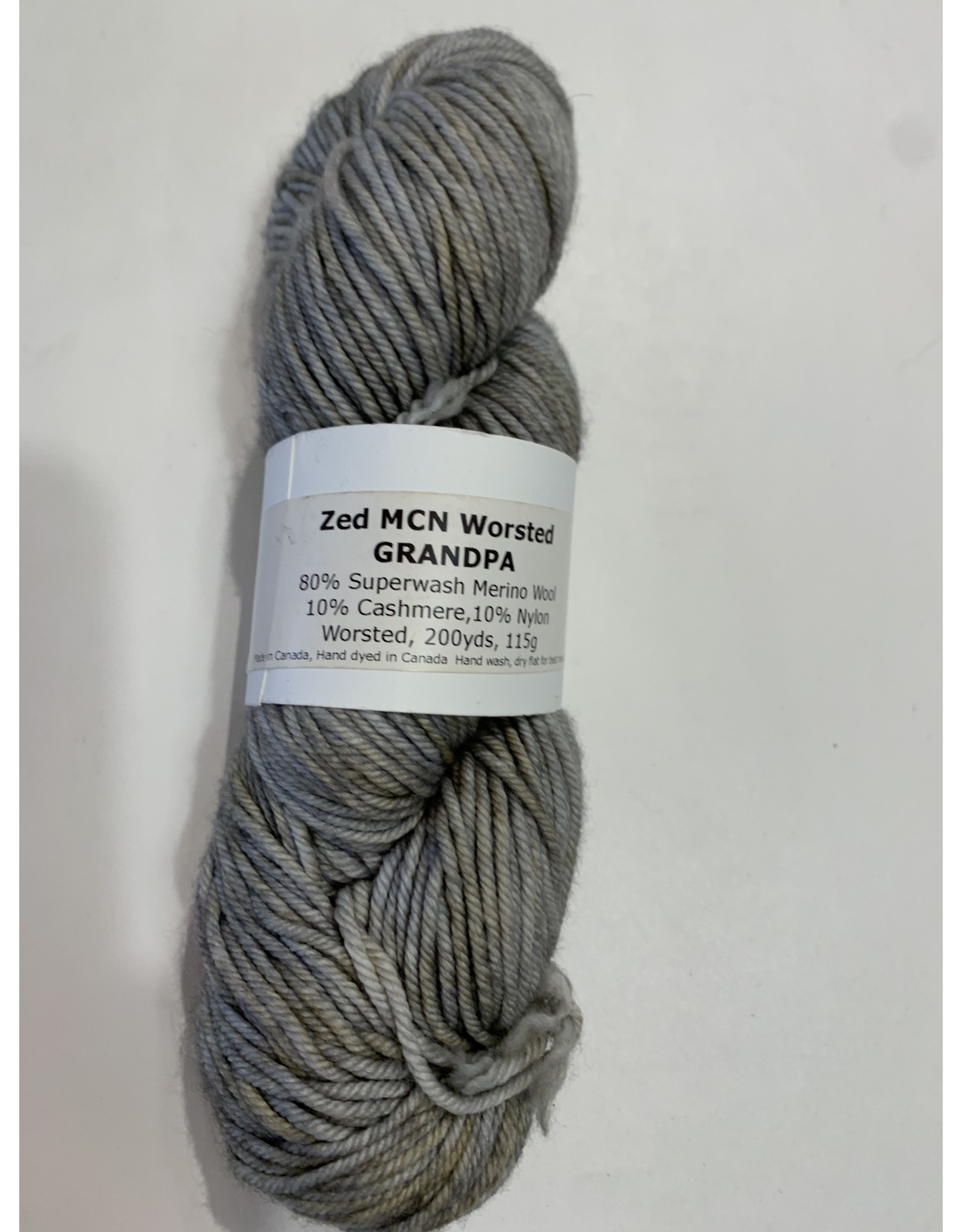 Yarn Indulgences Yarn Indulgences ZED MCN Worsted
