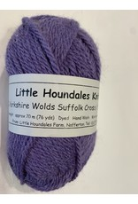 Little Houndales Worsted Aran Purple
