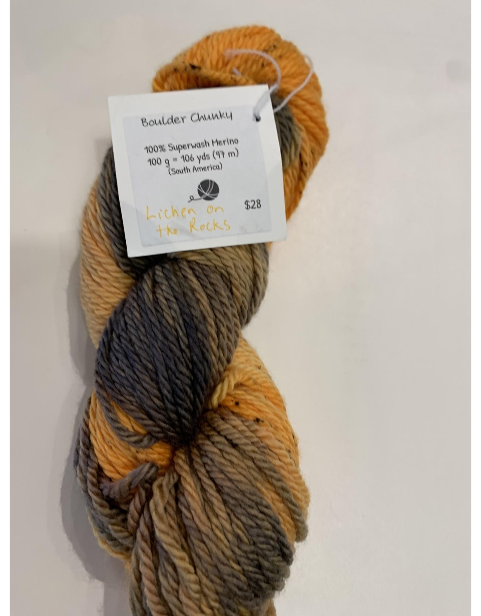 Lake Knit Yarns Boulder Chunky