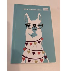 Wit Gifts/David Youngson Llama Notebook