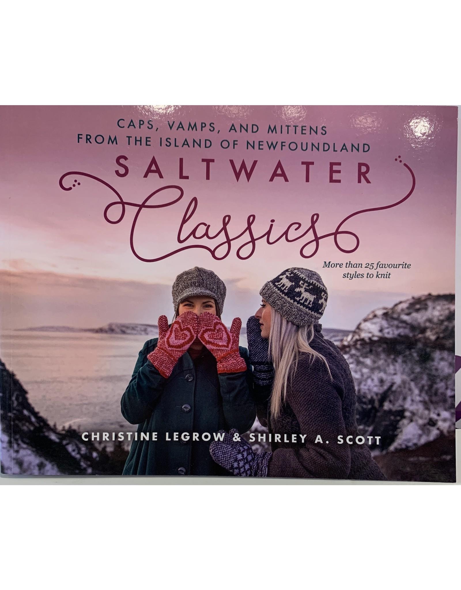 Boulder Saltwater Classics Pattern Book