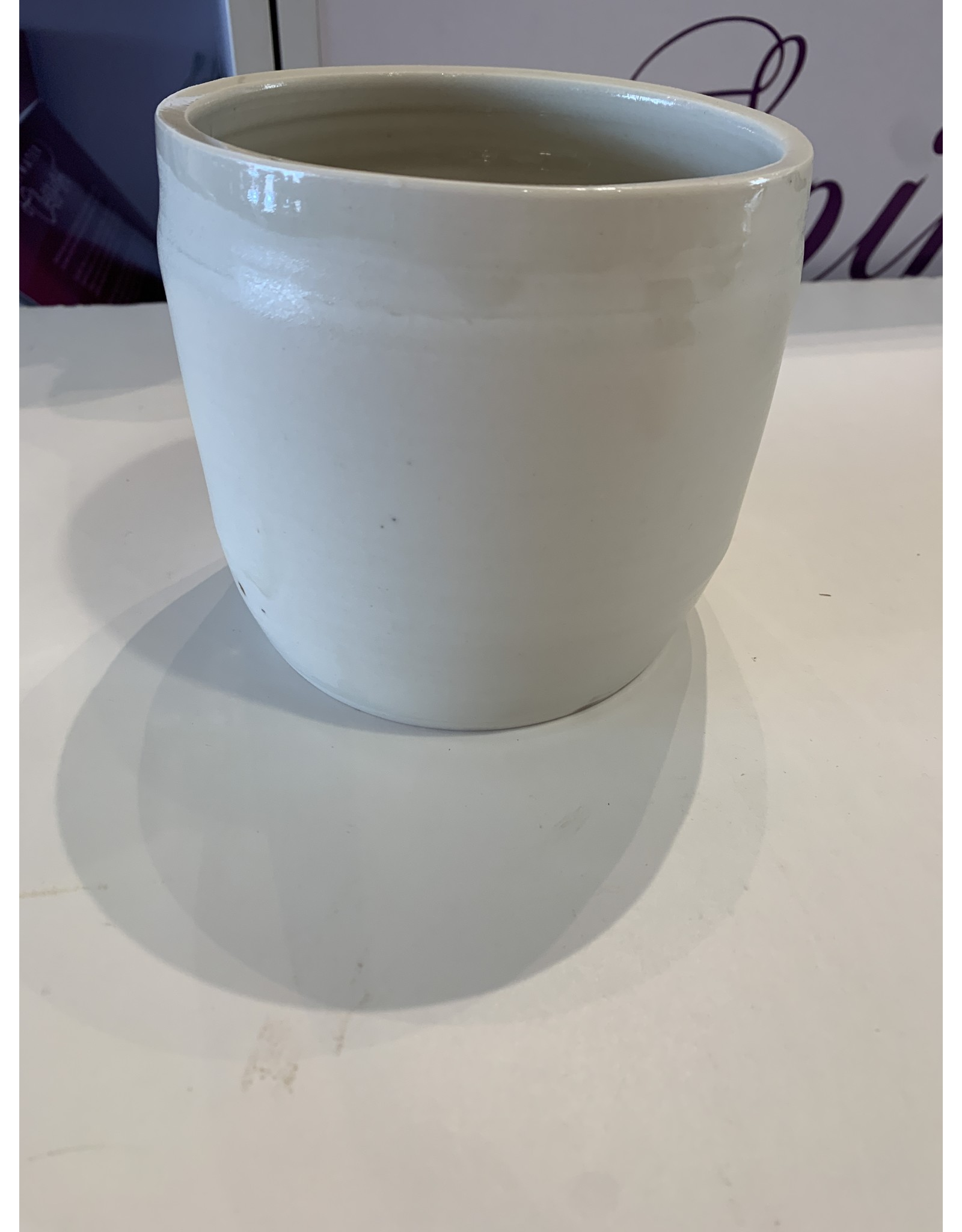 Blue Brick Ceramic Yarn Bowls