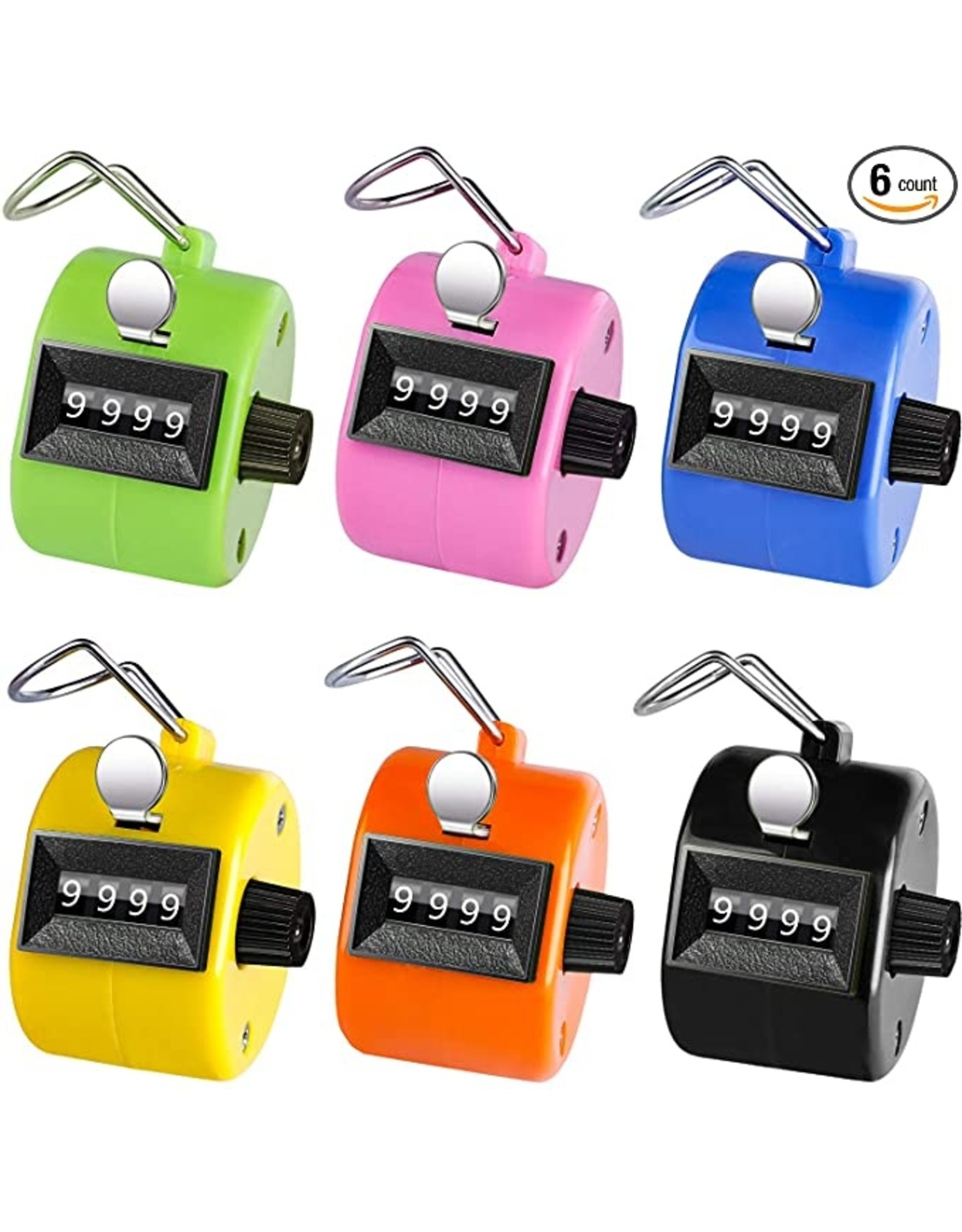Row Counter Clickers