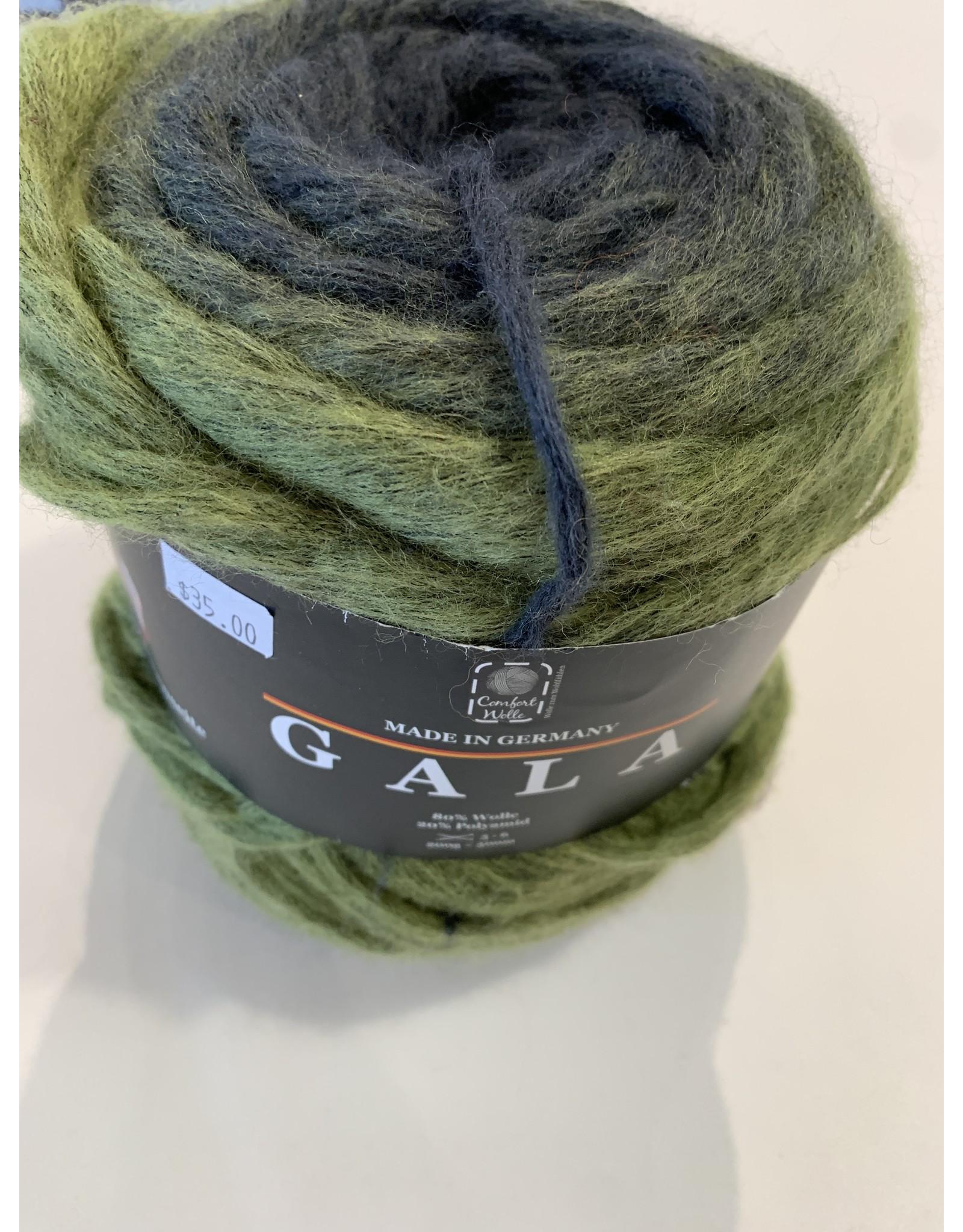Myboshi Comfort Wolle Gala Degrade