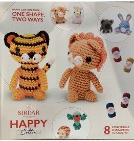 Sirdar Sirdar Happy Cotton Crochet Pattern Books