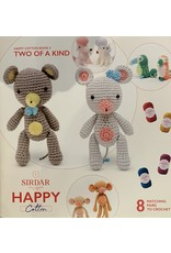 Sirdar Sirdar Happy Cotton Crochet Pattern Books