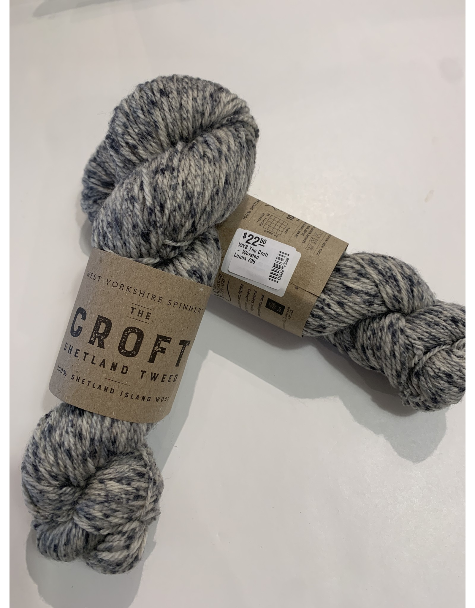 West Yorkshire Spinners WYS The Croft - Worsted