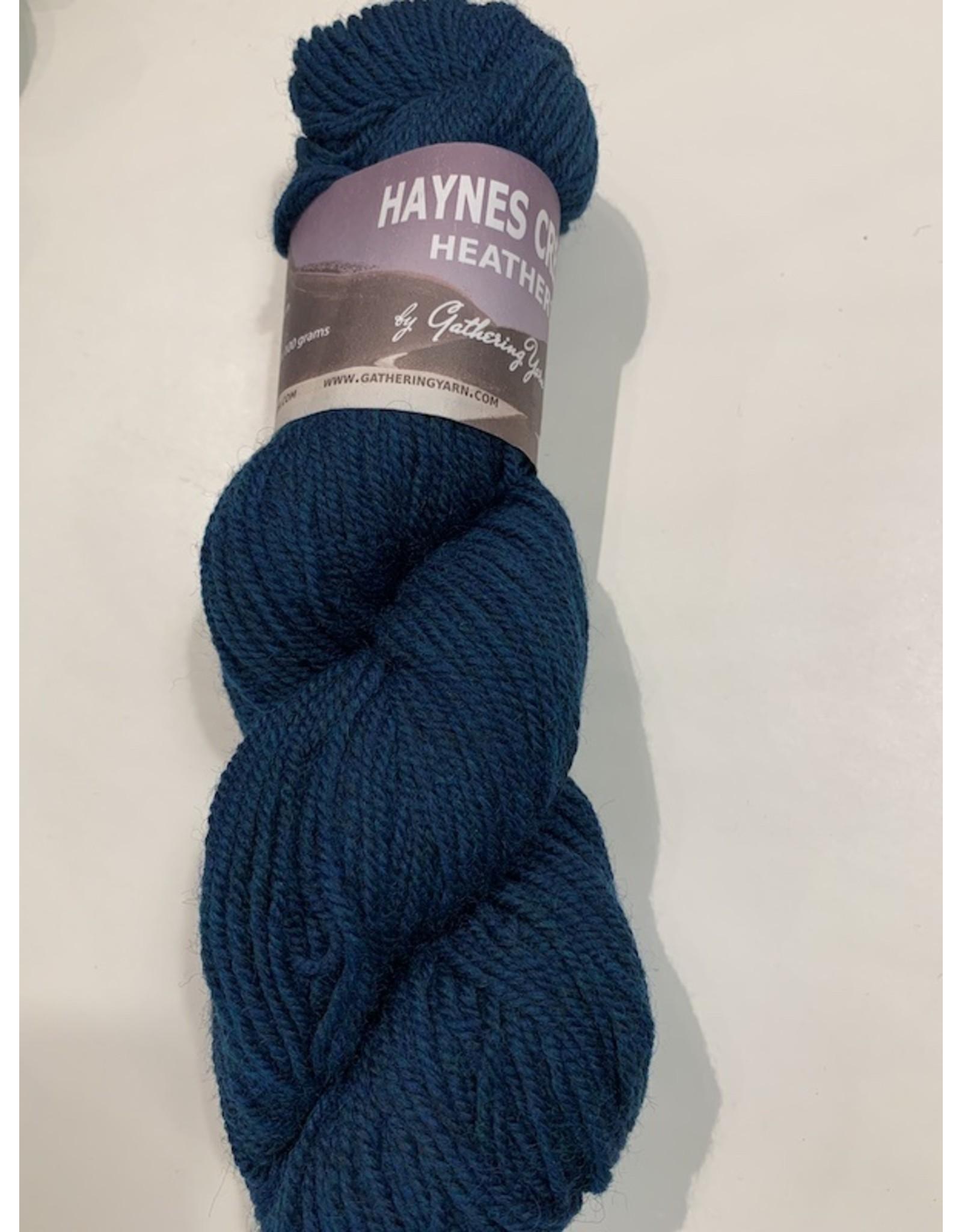 Gathering Yarns Hayne's Creek Heathers Aran