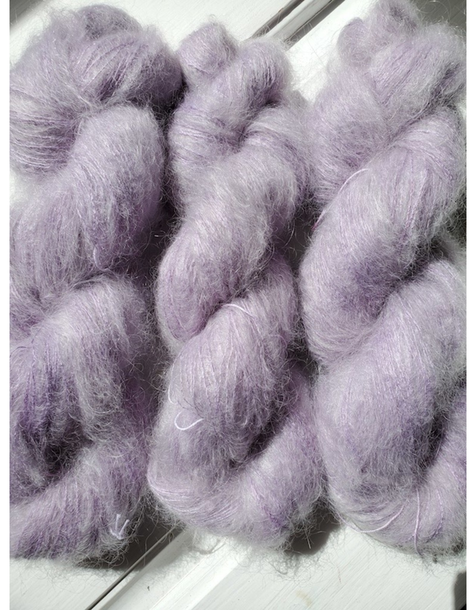 Natural Ewe Natural Ewe Halo Mohair Silk