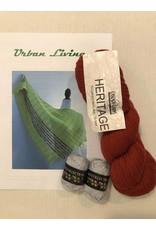 Urban Living Shawl Kit