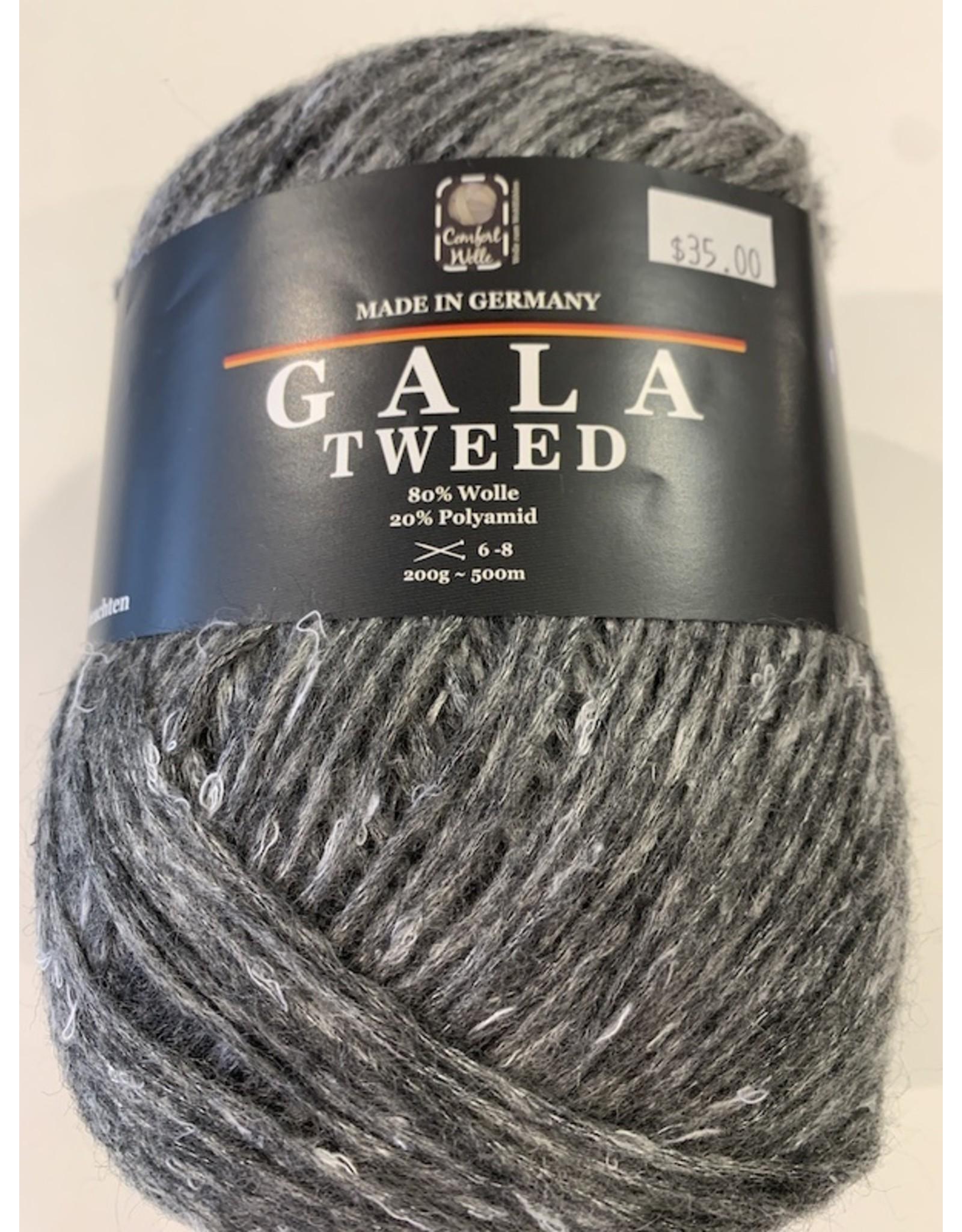 Myboshi Comfort Wolle Gala Tweed
