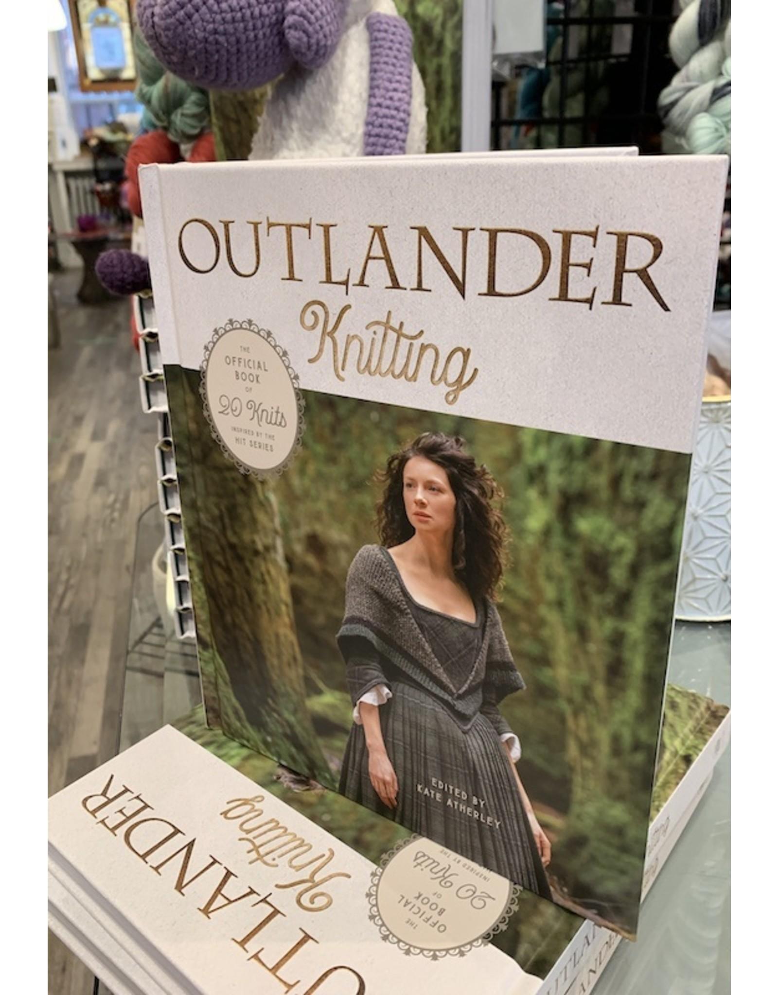Outlander Knitting - Official Book