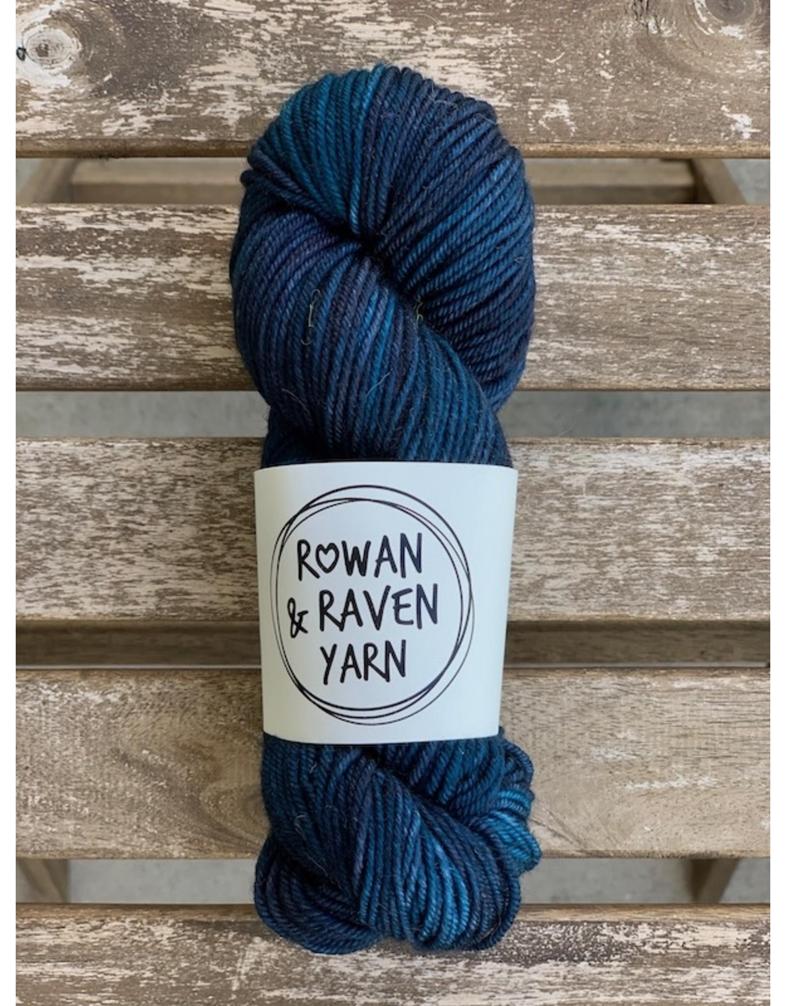Rowan & Raven Rowan & Raven Worsted Squish