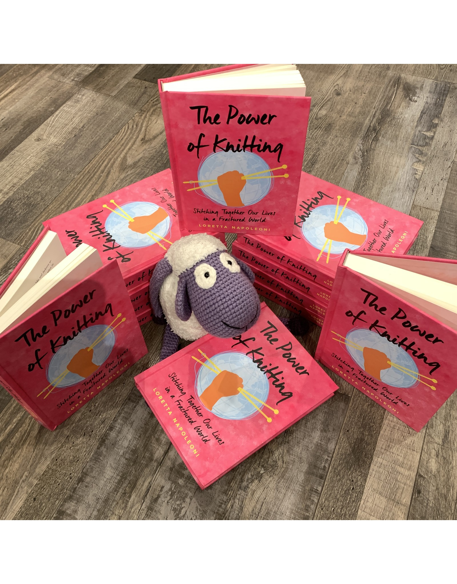 Penguin Random House Power of Knitting