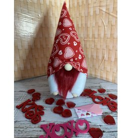 Valentine Gnome Kit and Class - Feb 11 2021