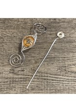 Crafty Flutterby Crafty Flutterby Creations Shawl Pins - Noteworthy
