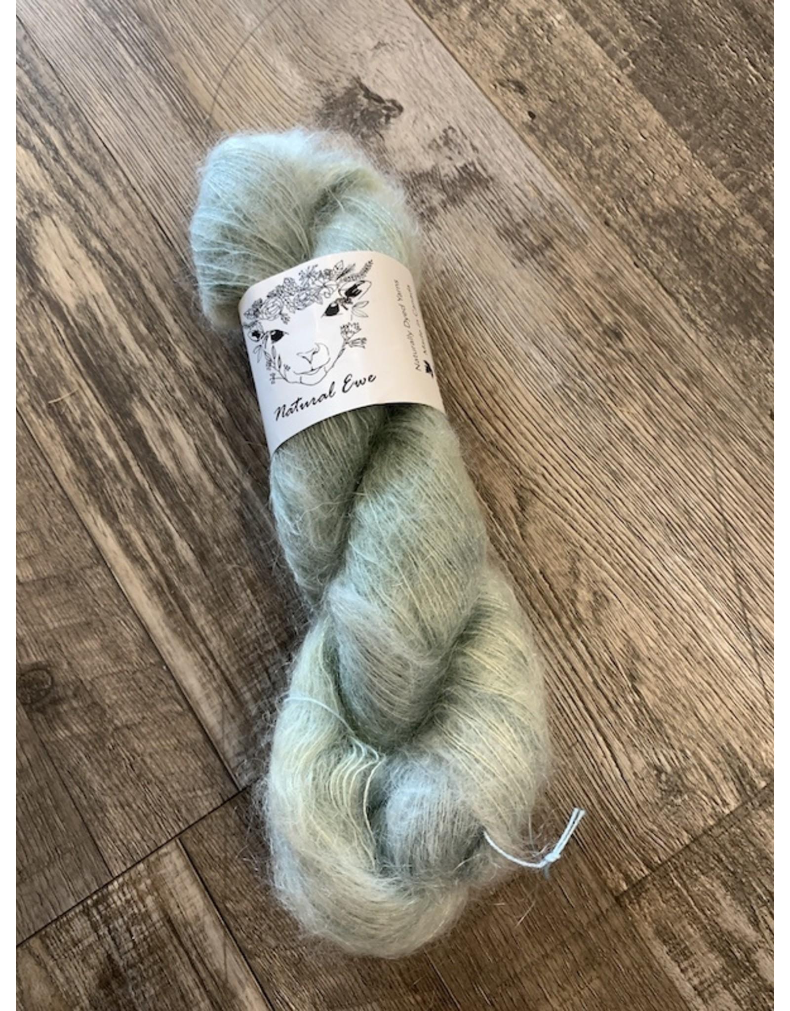 Natural Ewe Kid Mohair/Silk