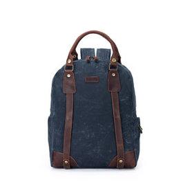 Della Q Maker's Canvas Backpack