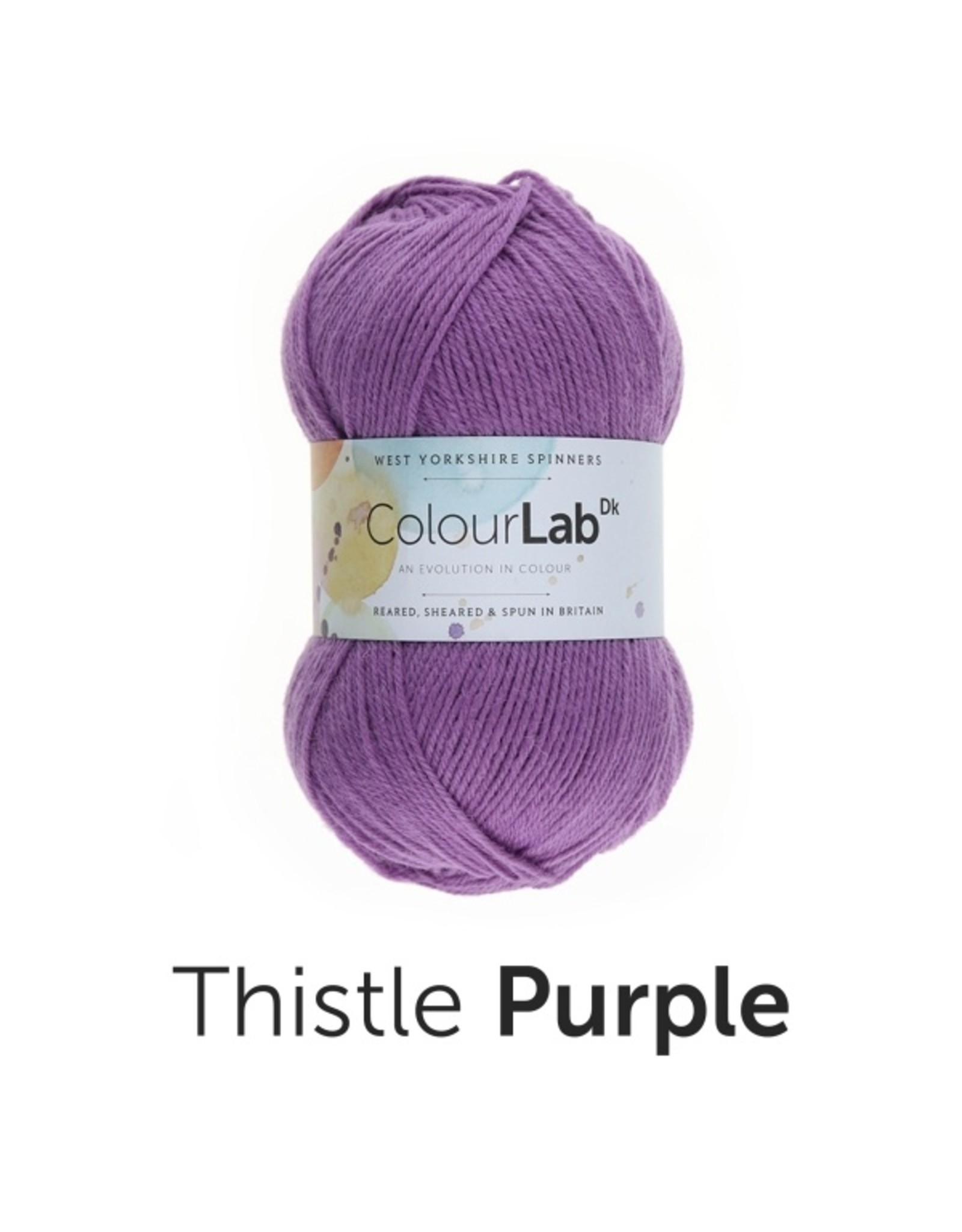 West Yorkshire Spinners WYS ColourLab DK