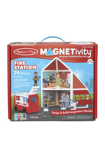 Magnetivity Fire Station