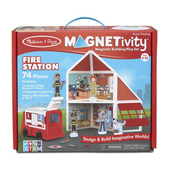 Magnetivity Fire Station-1