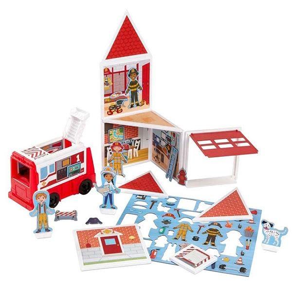 Magnetivity Fire Station-2