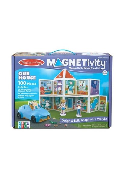 Magnetivity Our House