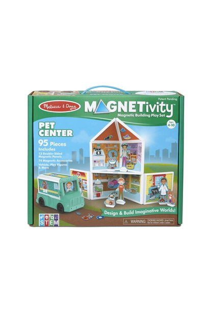 Magnetivity Pet Center