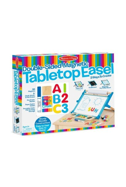 Magnetic Tabletop Easel M&D