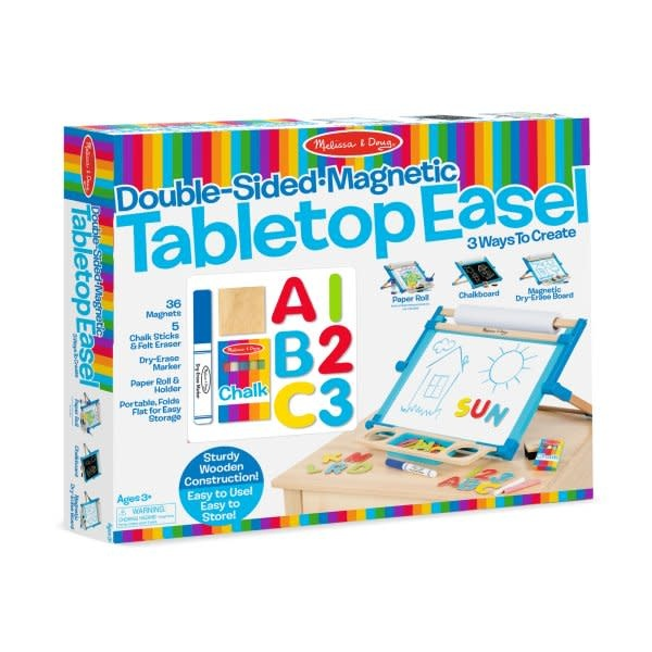 Magnetic Tabletop Easel M&D-1