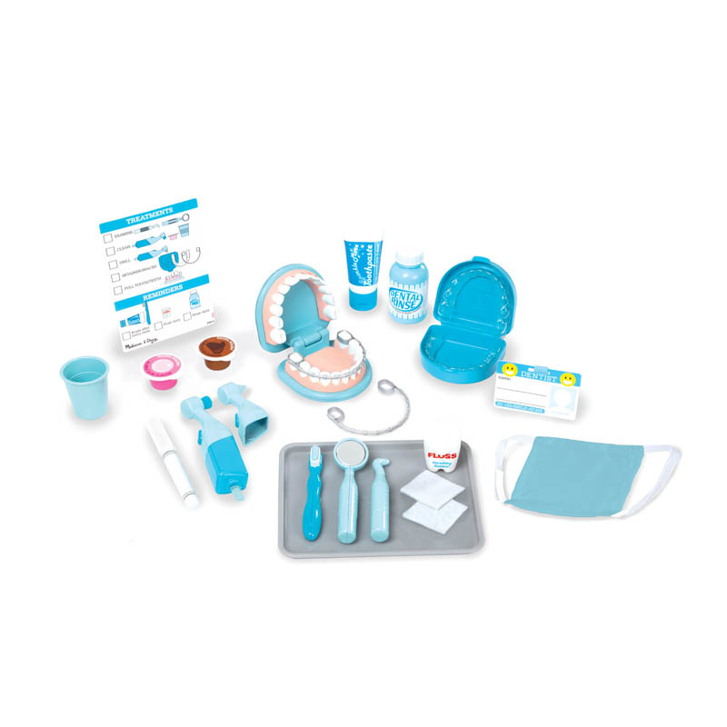Super Smile Dentist Play Set M&D-1