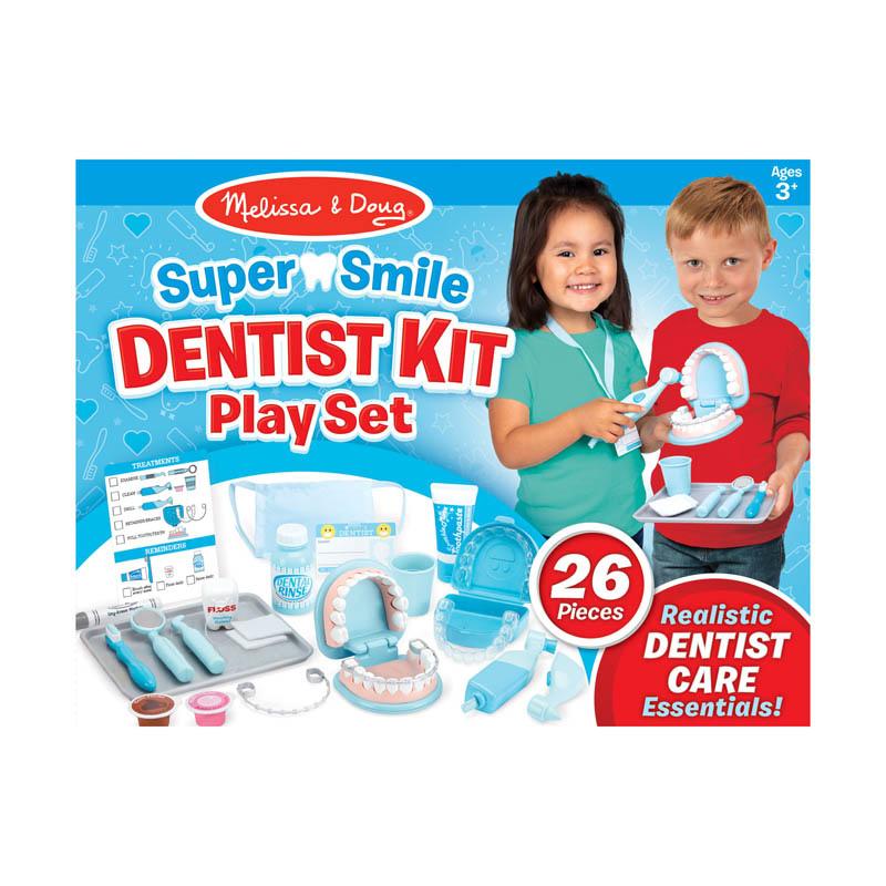 Super Smile Dentist Play Set M&D-2