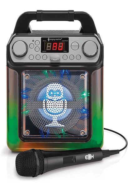 Groove Mini Karaoke Machine
