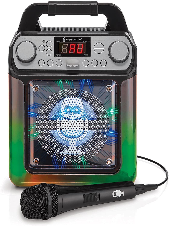 Groove Mini Karaoke Machine-1