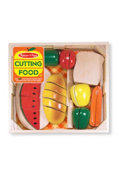 Wood Cutting Food  Set M&D