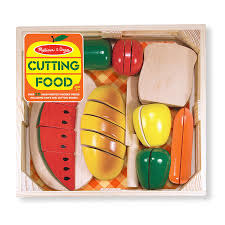 Wood Cutting Food  Set M&D-1
