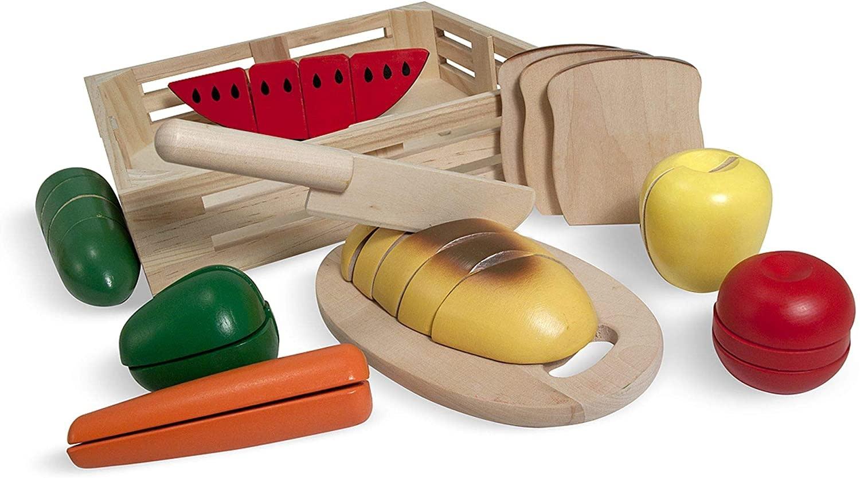 Wood Cutting Food  Set M&D-2
