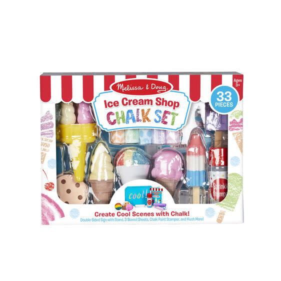 Ice Cream Shop Chalk Set-1