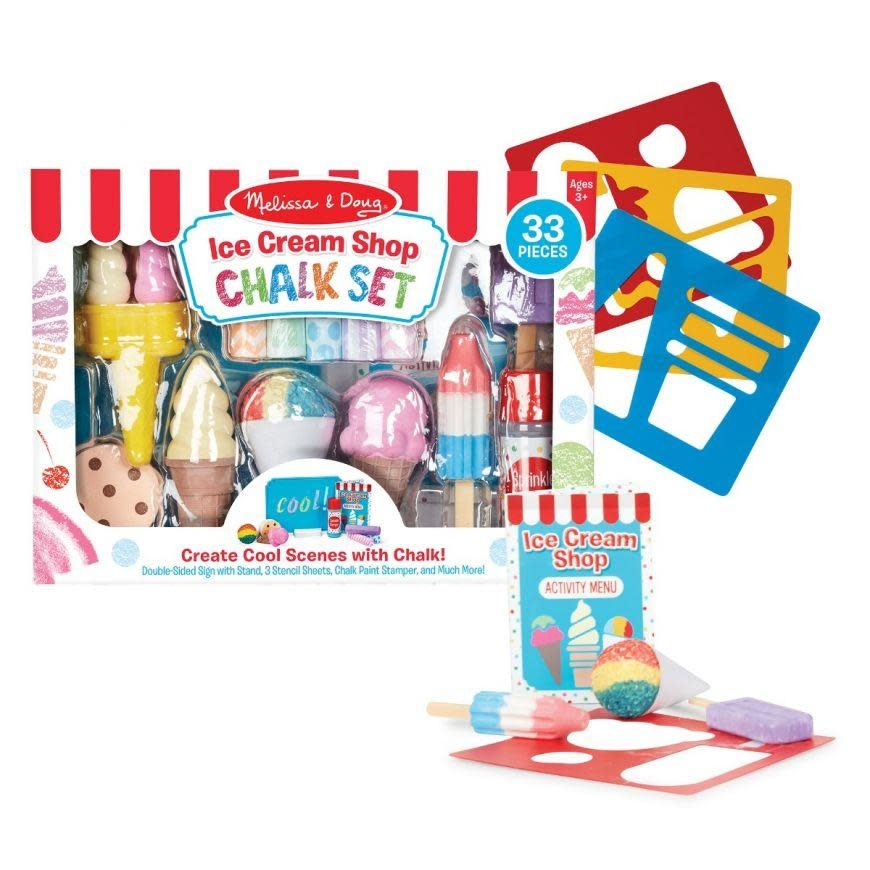 Ice Cream Shop Chalk Set-2
