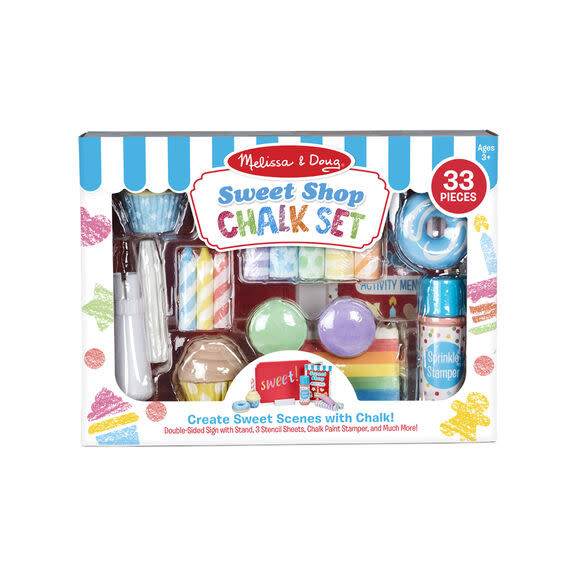 Sweet Shop Chalk Set-1