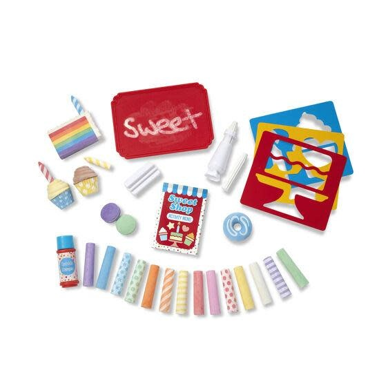 Sweet Shop Chalk Set-2