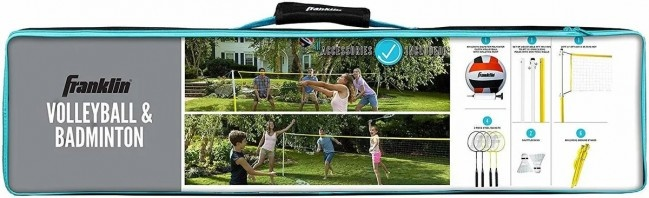 Volleyball & Badminton forFamily-1