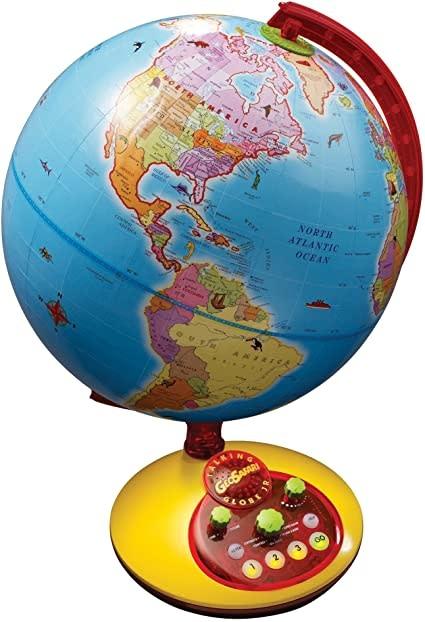 GeoSafari Jr. Talking Globe-2