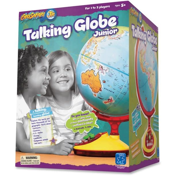 GeoSafari Jr. Talking Globe-3