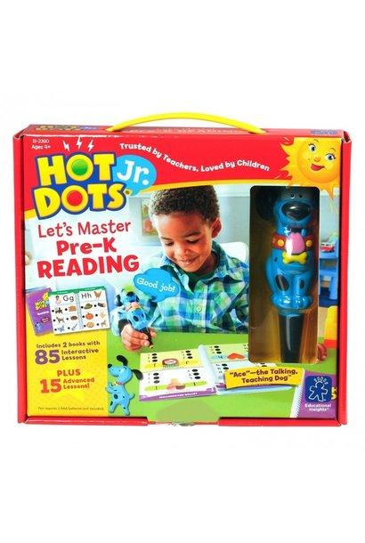 Hot Dots Jr. Let's Master Reading Pre-K