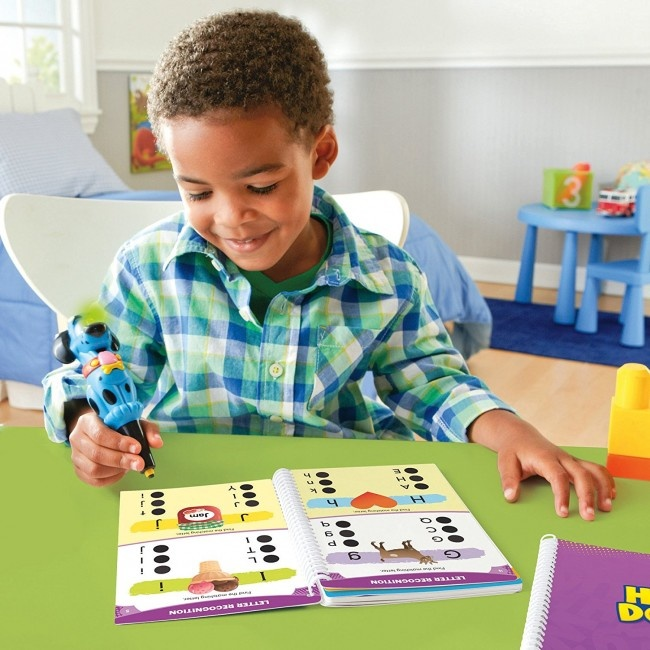Hot Dots Jr. Let's Master Reading Pre-K-3