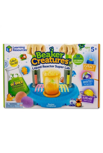 Beaker Creatures Liquid Reactor